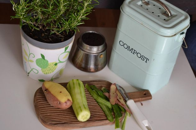 Cover image for Your guide to sustainable home composting